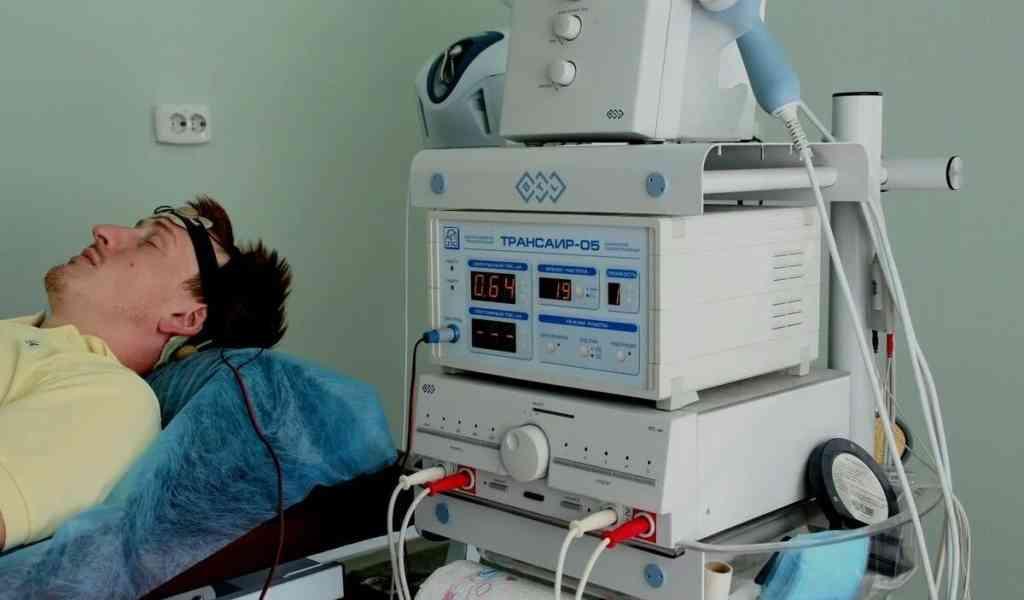 ТЭС-терапия в Ганусово